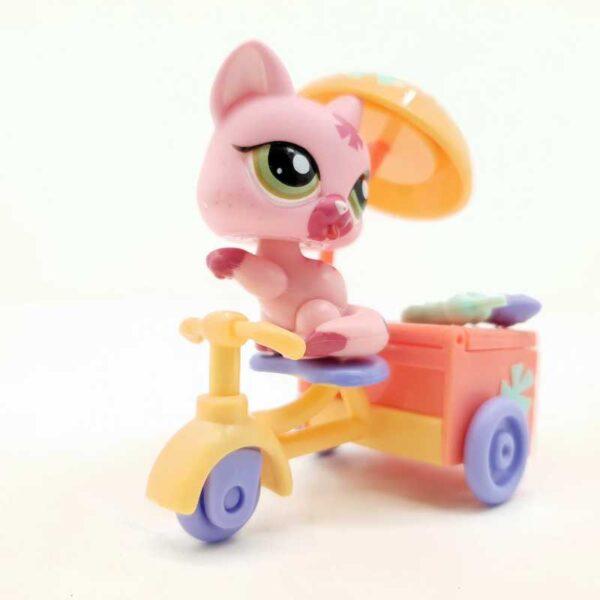 LPS Littlest Pet Shop 2010 mačka (2)
