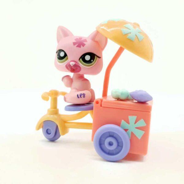 LPS Littlest Pet Shop 2010 mačka (4)
