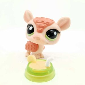 LPS Littlest Pet Shop armadilo 2008 (2)