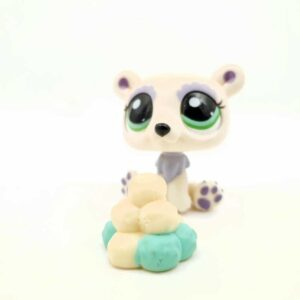LPS Littlest Pet Shop beli medved 2007 (2)