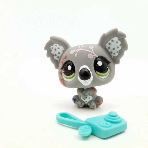 LPS Littlest Pet Shop koala 2008 (2)
