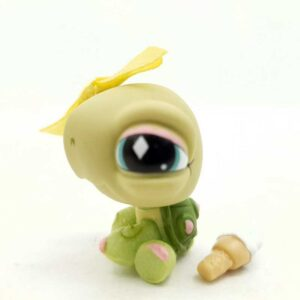 LPS Littlest Pet Shop kornjača 2006 (1)