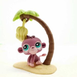 LPS Littlest Pet Shop majmun 2006 (3)