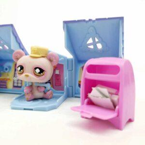 LPS Littlest Pet Shop medved u pošti 2007 (9)