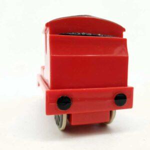 Lokomotiva voz James na potez pomera oči (1)