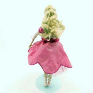 Lutka Barbie balerina okreće haljinu koja svetli (1)