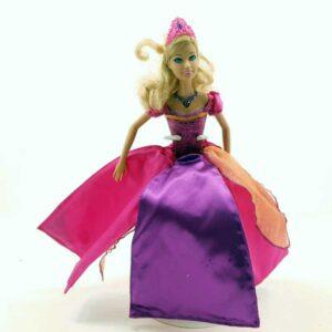 Lutka Barbie okreće haljinu (1)