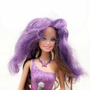 Lutka Barbie pevačica peva na nemačkom (1)