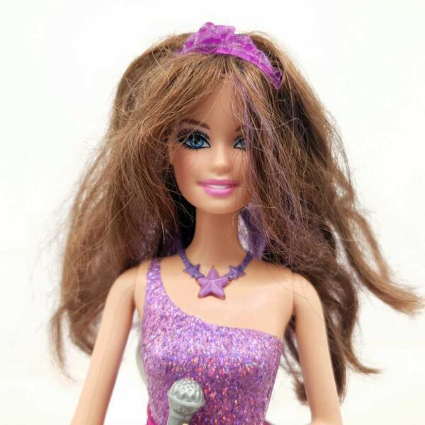 Lutka Barbie pevačica peva na nemačkom (3)