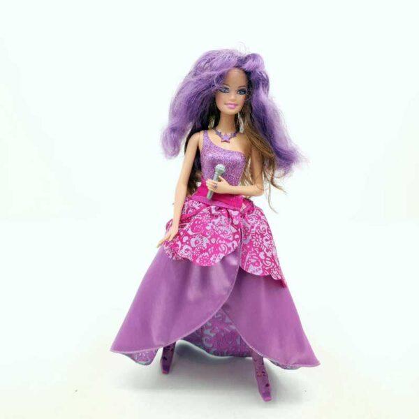 Lutka Barbie pevačica peva na nemačkom (4)