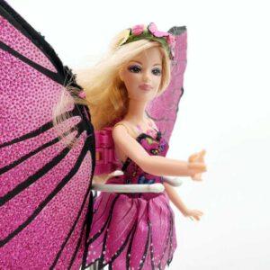 Lutka Barbie vila Mariposa (1)