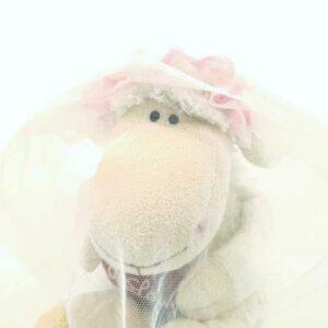 Ovca u venčanici 40 cm Nici (1)