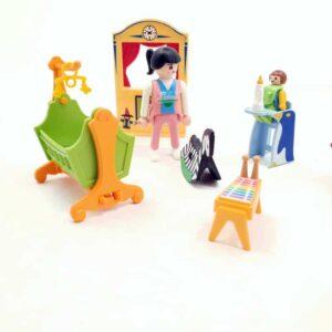 Playmobil dečija soba (4)