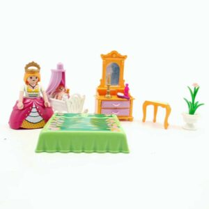 Playmobil dečija soba princeze (2)
