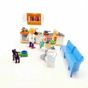 Playmobil kuhinja (2)