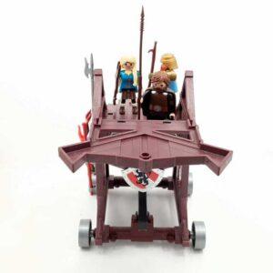 Playmobil set Istorija Drveni odbrambeni toranj (1)