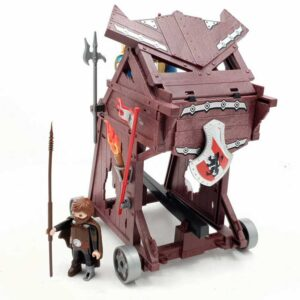 Playmobil set Istorija Drveni odbrambeni toranj (2)