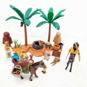 Playmobil set Istorija Egipćani (2)