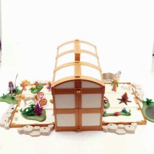 Playmobil set Kovčeg sa vilama (1)