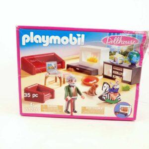 Playmobil set dnevna soba 70207 (2)