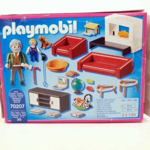 Playmobil set dnevna soba 70207 (3)
