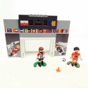 Playmobil set gol i dva igrača (1)