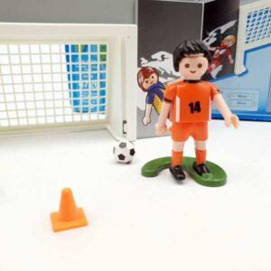 Playmobil set gol i dva igrača (3)