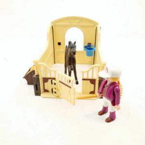 Playmobil set štala sa konjem (2)