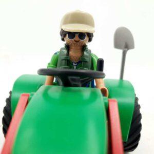 Playmobil set traktorista na traktoru (3)