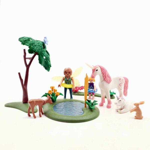 Playmobil set vile sa životinjama (1)