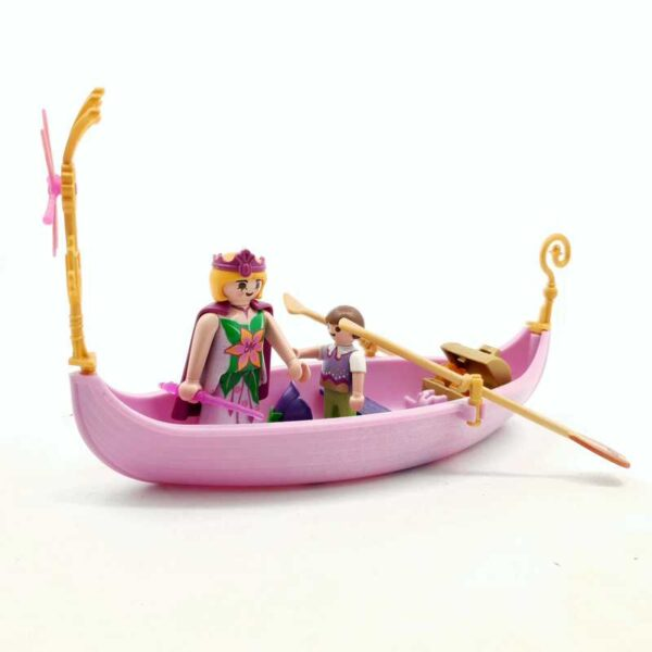 Playmobil set vilinski čamac (2)