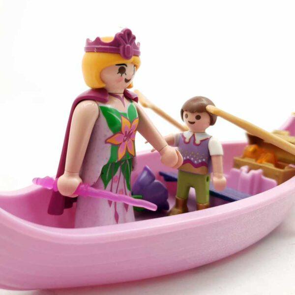 Playmobil set vilinski čamac (3)