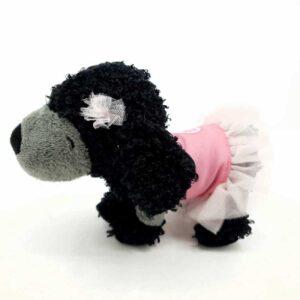 Plišana igračka pas u baletskoj haljini (3)