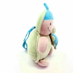 Plišana igračka zvečka za bebe Chicco (1)