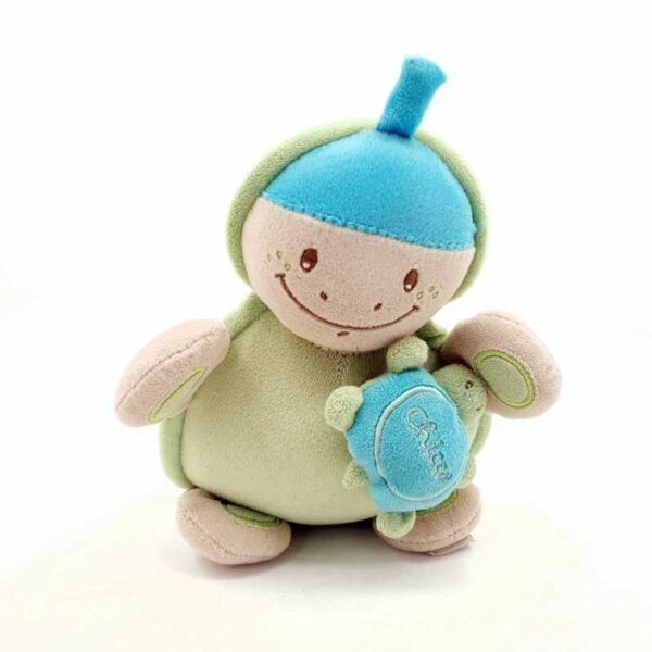 Plišana igračka zvečka za bebe Chicco (2)