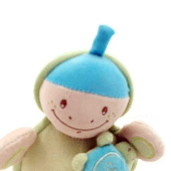 Plišana igračka zvečka za bebe Chicco (3)
