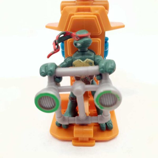 TMNT nindža kornjače helikopter pištolj (3)