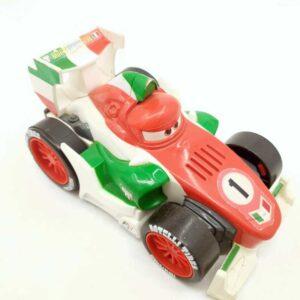Auto Formula na baterije Cars 2 Frančesko Francesco Bernoulli (1)