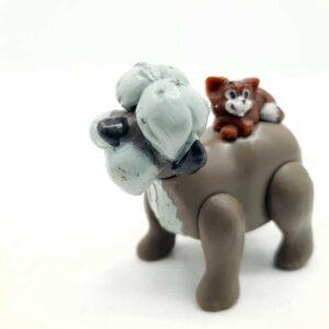 Figura pas sa mačkom Disney (1)