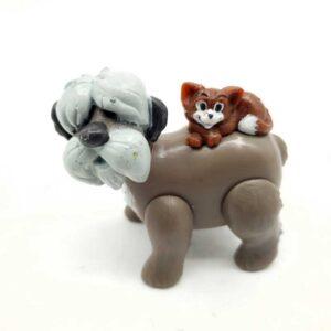Figura pas sa mačkom Disney (3)