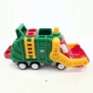 Kamion đubretarac za bebe WOW (1)