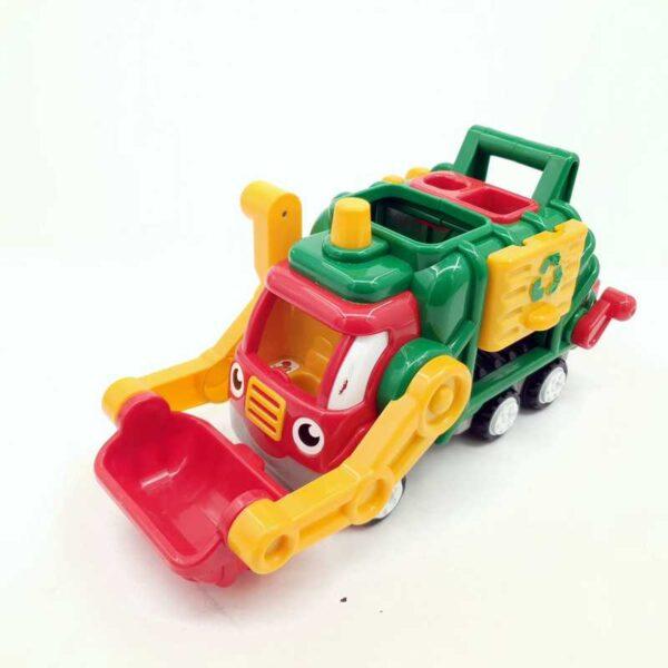 Kamion đubretarac za bebe WOW (2)