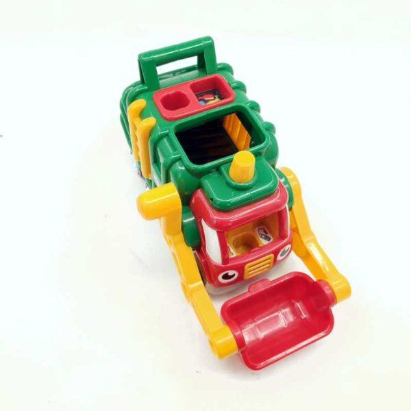 Kamion đubretarac za bebe WOW (5)