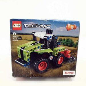 Lego Tehnics Traktor Claas 42012 NOVO (2)