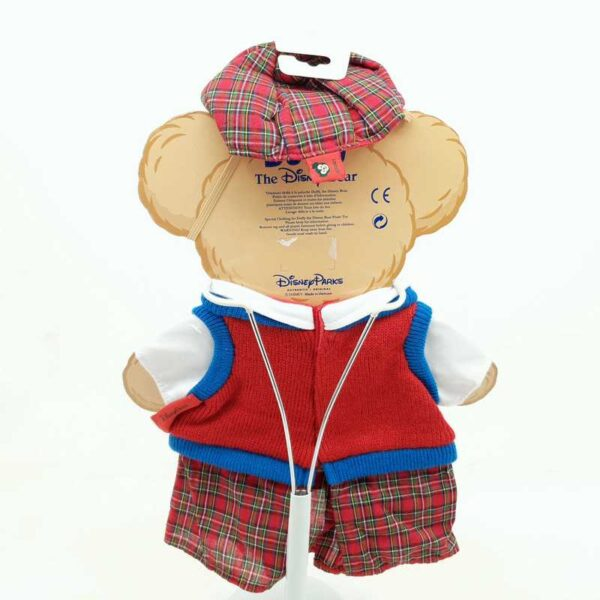 Odelo za medveda Duffy Disney (1)