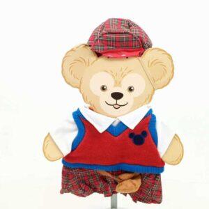 Odelo za medveda Duffy Disney (2)