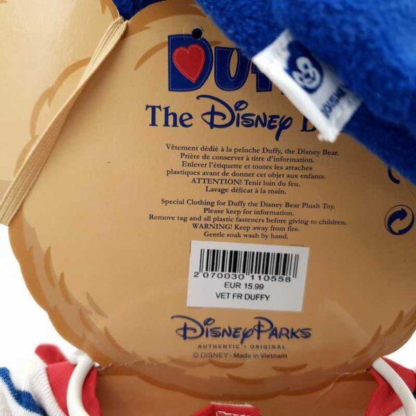 Odelo za medveda Duffy Disney (3)