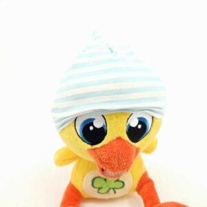 Plišana igračka patka za bebe noćno svetlo (3)
