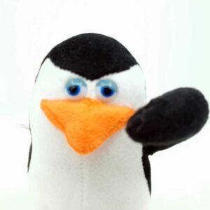 Plišana igračka pingvin Pingvini sa Madagaskara (3)