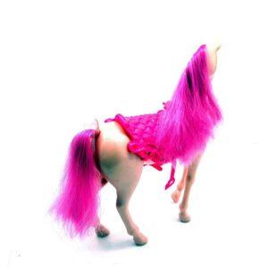Konj za lutke Barbie (1)